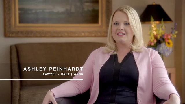 Attorney Ashley Peinhardt