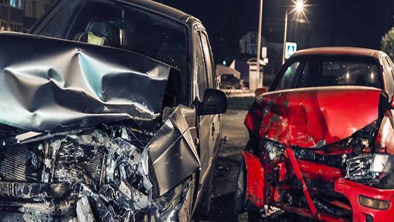 A multi car accident in Bessemer, AL