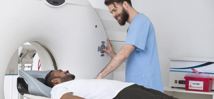 Patient about to be injured by another party's negligence