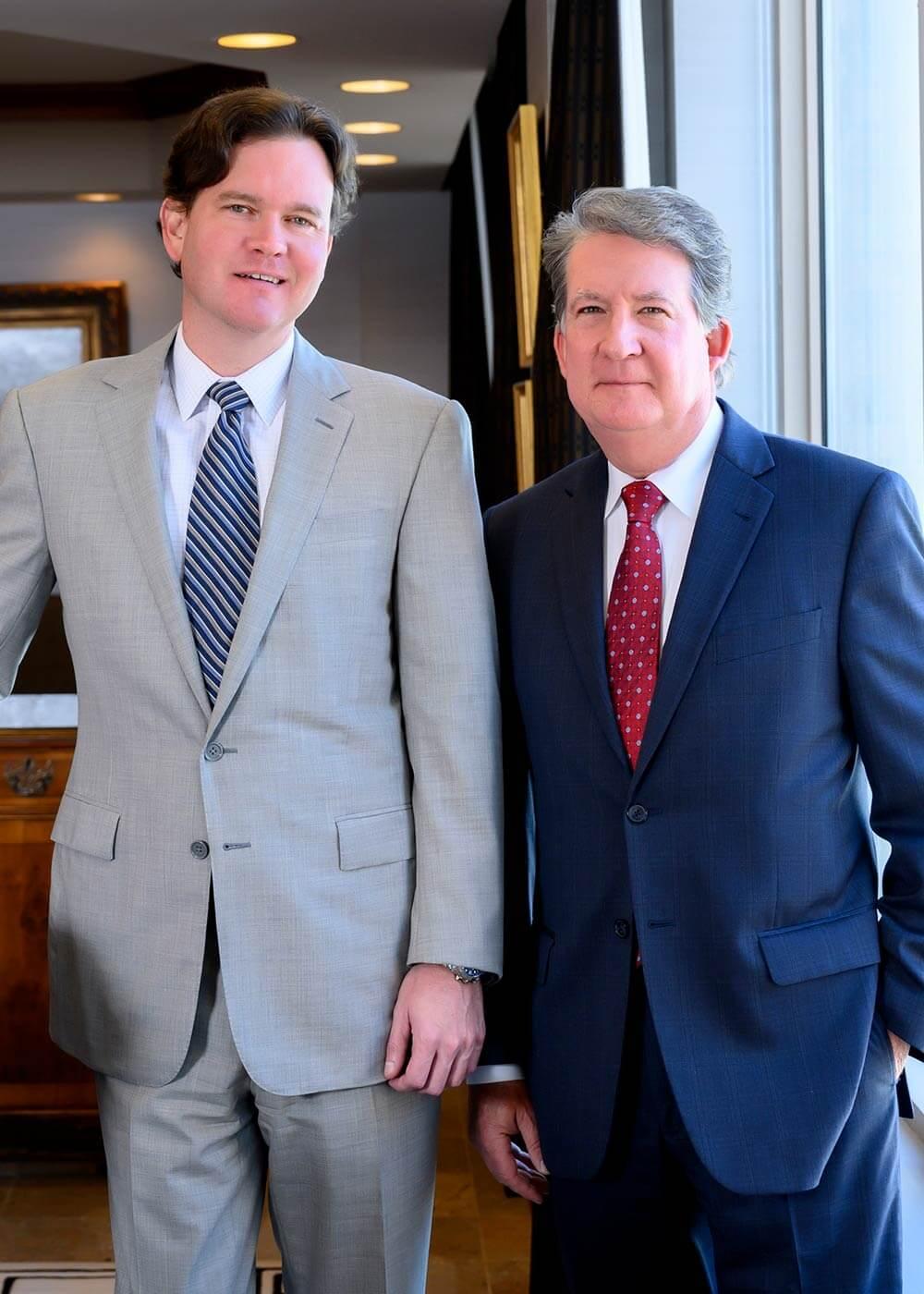 James R. Moncus III and Michael D. Ermert