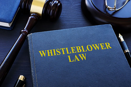 Our whistleblower attorneys will ensure your rights are protected.