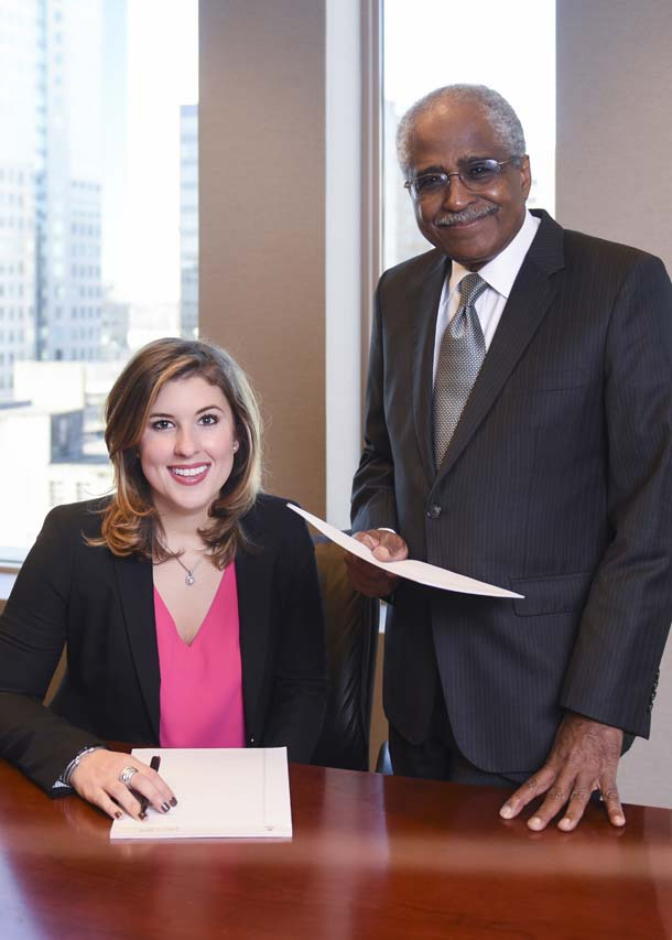 Randi & Judge Cook